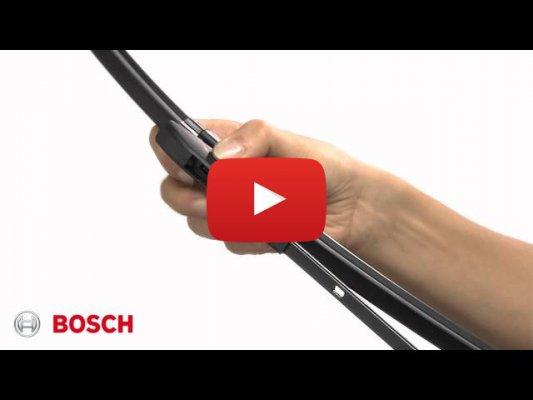 Установка крепления Bayonet Arm (Bosch)