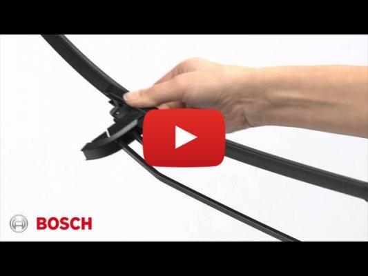 Установка крепления Крючок (Bosch)