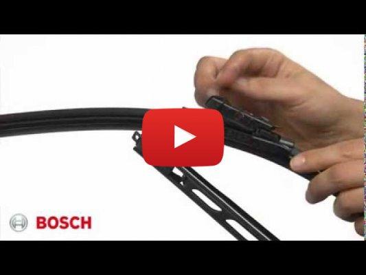 Установка крепления Top Lock (Bosch)