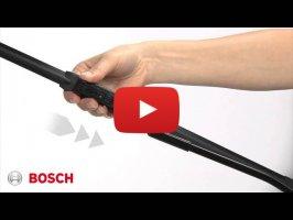 Установка крепления Push Button (Bosch)