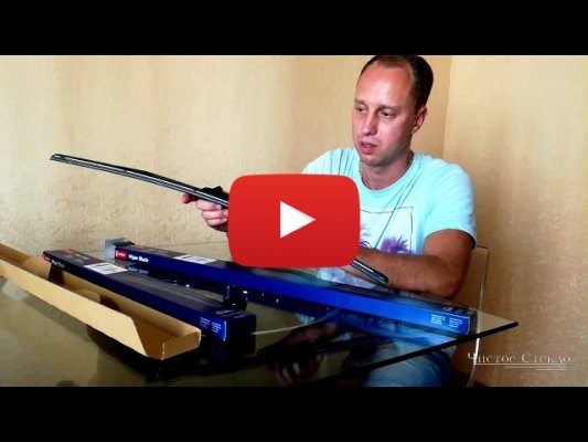 Обзор щеток стеклоочистителя Denso Hybrid