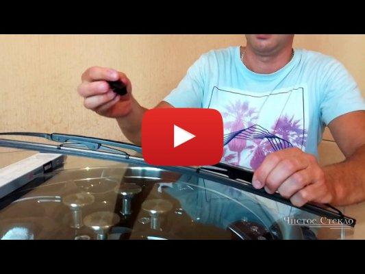 Обзор щеток стеклоочистителя Alca Special